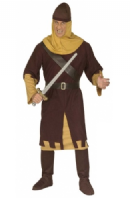 Medieval Soldier Costume (3256)
